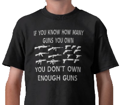 Too Many Guns