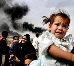 Iraq War Child