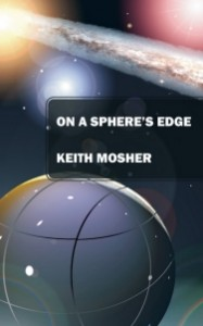 On a Sphere's Edge Paperback Cover Tiny