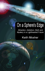 On a Sphere's Edge Paperback Cover