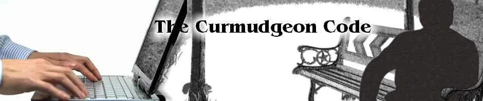 The Curmudgeon Code Banner 1